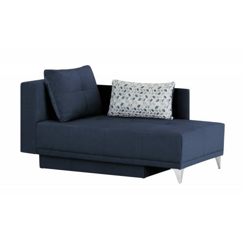 Möbel Kraft Recamiere - blau - Polstermöbel  Relaxliegen - Möbel Kraft
