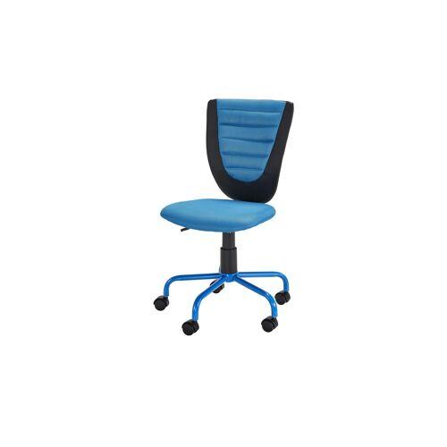 Möbel Kraft Kinder- und Jugenddrehstuhl - blau - Stühle  Bürostühle  Drehstühle - Möbel Kraft
