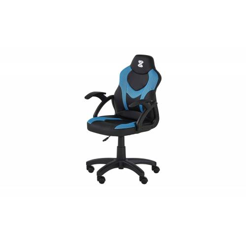 Möbel Kraft Kinder Gaming Stuhl - blau - Stühle  Bürostühle  Drehstühle - Möbel Kraft