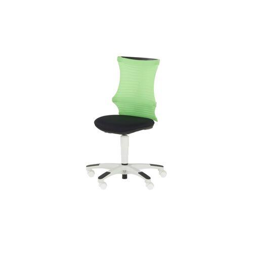home worx Kinder- und Jugenddrehstuhl - grün - Stühle  Bürostühle  Drehstühle - Möbel Kraft