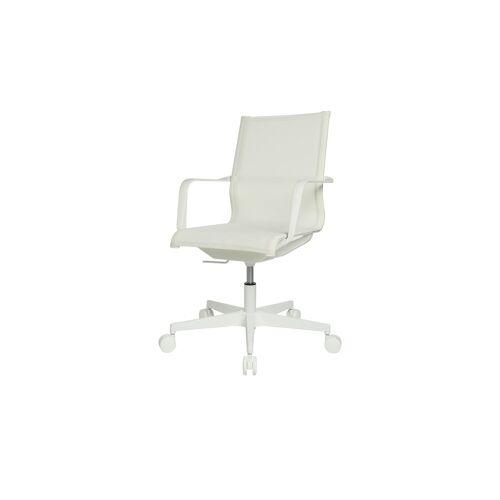 Sitness X Drehstuhl - weiß - Stühle  Bürostühle  Drehstühle - Möbel Kraft
