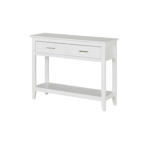 Möbel Kraft Konsolentisch - weiß - Tische  Konsolentische - Möbel Kraft