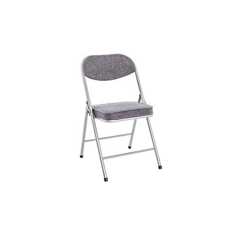 Möbel Kraft Klappstuhl - grau - Stühle  Klappstühle - Möbel Kraft
