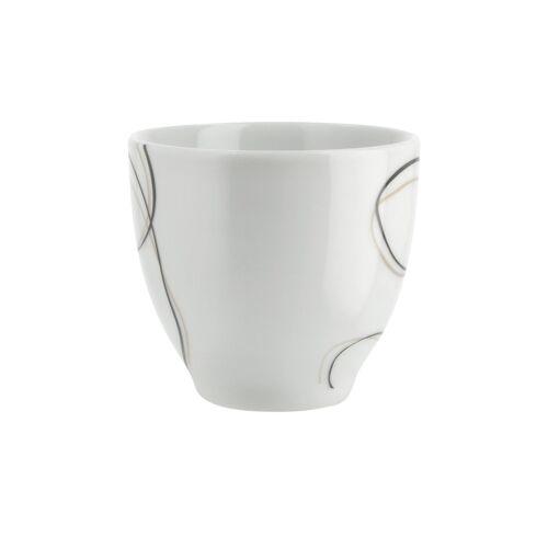 KHG Kombiservice, 30-teilig  Modena - weiß - Porzellan - Geschirr  Geschirrsets  Kombiservice - Möbel Kraft