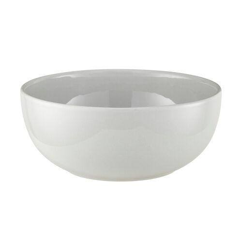 KHG Schüssel - grau - Keramik - Geschirr  Schalen - Möbel Kraft