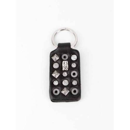 A.S.98 Schlüsselanhänger nero