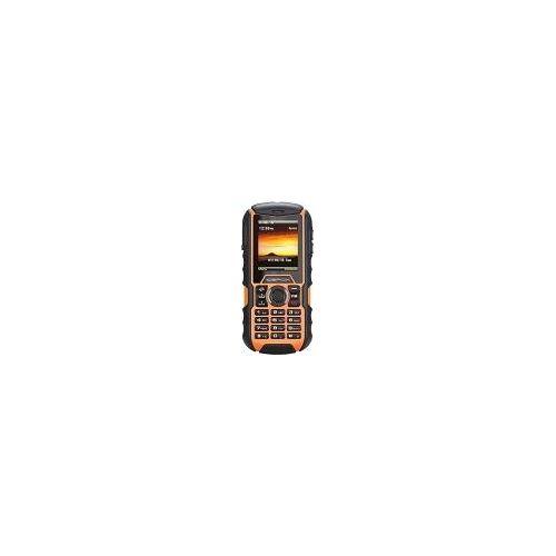 IceFox Outdoor H1 [Dual-Sim] schwarz/orange
