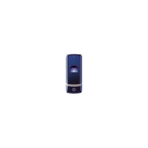 Motorola Krzr K1 blau