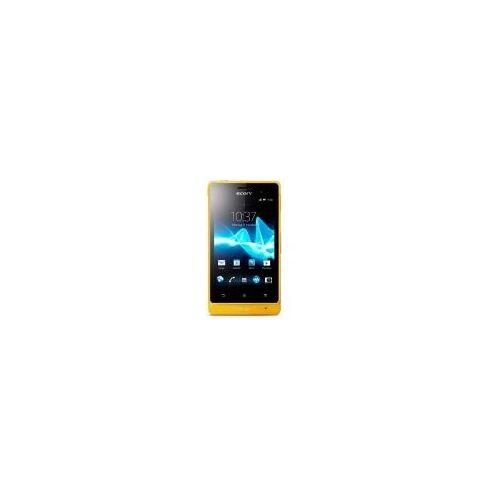 Sony Xperia Go ST27i gelb