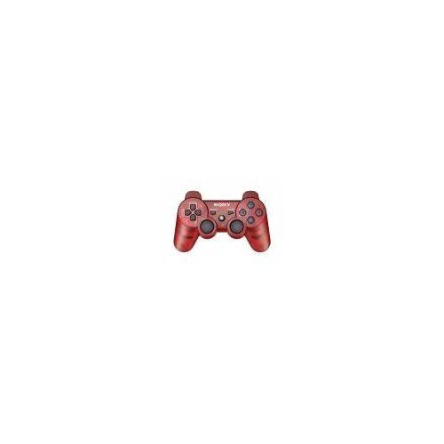 Sony PS3 DualShock 3 Wireless Controller crimson rot