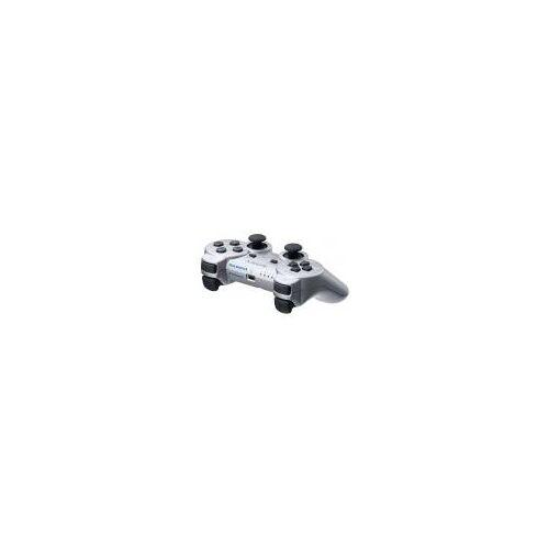 Sony PS3 DualShock 3 Wireless Controller silber