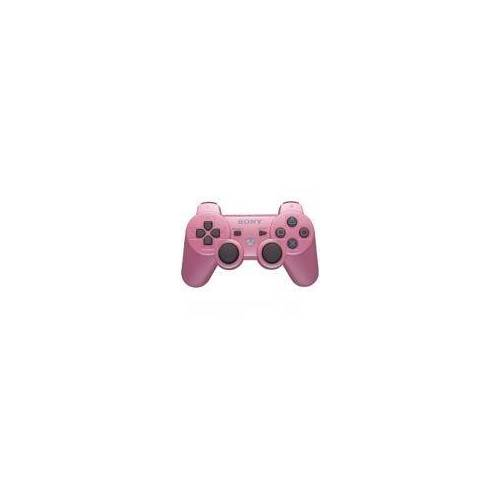 Sony PS3 DualShock 3 Wireless Controller candy pink