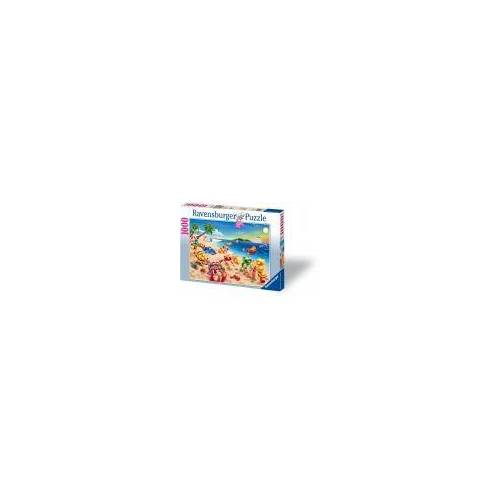 Ravensburger Puzzle 15332 - Gelini: Urlaub Pur [1000 Teile]
