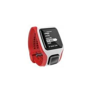 TomTom Runner Cardio rot/weiß
