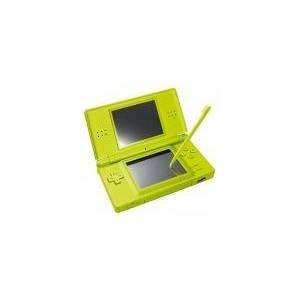 Nintendo DS Lite green