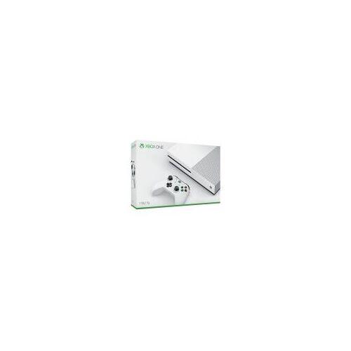 Microsoft Xbox One S 1TB [inkl. Wireless Controller] weiß
