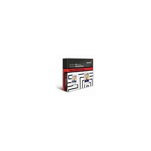 TomTom Go Karte für Westeuropa auf CD (für Tomtom GO 300 / 500 / 700 und Tomtom Navigator 5)