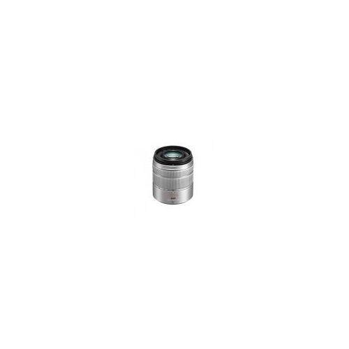 Panasonic Lumix G Vario H-FS45150E-S Telezoom-Objektiv 45-150mm /F4,0-5,6 ASPH./OIS Bildstabilisator silber
