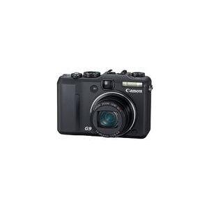 """Canon PowerShot G9 [12MP, 6-fach opt.Zoom, 3""""] schwarz"""