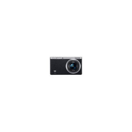 "Samsung NX Mini [20MP, 2-fach opt Zoom, 2,9""] schwarz inkl. NX-M 9-27mm 1:3,5-5,6 ED OIS Objektiv"