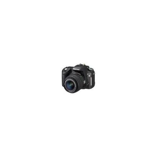 """Pentax K100D [6.1MP, Bildstabilisator, 2,5""""] schwarz inkl. DA 18-55mm 1:3,5-5,6 AL Objektiv"""
