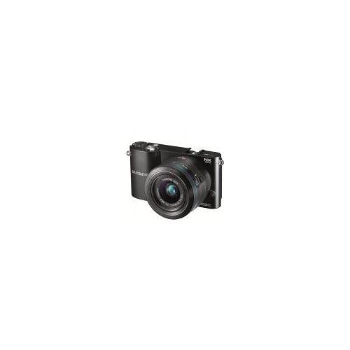 "Samsung NX1000 [20MP, 3""] schwarz inkl. NX 20-50mm 1:3,5-5,6 i-Function Objektiv"