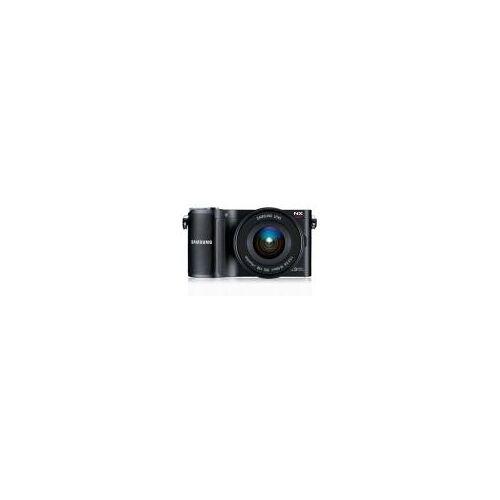 """Samsung NX200 [20.3MP, 3""""] schwarz inkl. NX 18-55mm 1:3,5-5,6 II OIS Objektiv"""