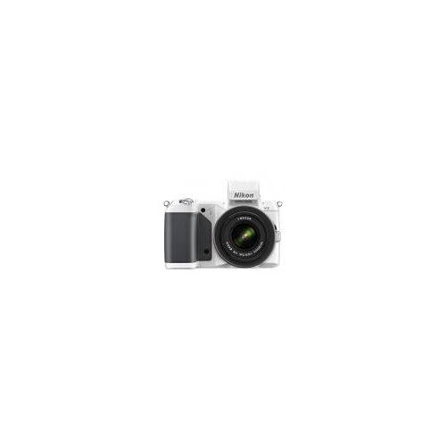 "Nikon 1 V2 [14MP, Hybrid-Autofokus, 3""] weiß inkl. 1 Nikkor 10-30mm 1:3,5-5,6 VR + 1 Nikkor 30-110mm 1:3,8-5,6 VR Objektiv"