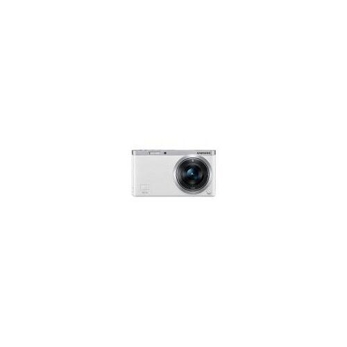 """Samsung NX Mini [20MP, Full-HD, 2,9""""] weiß inkl. NX-M 9mm 1:3,5 ED Objektiv"""