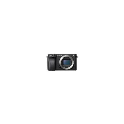 "Sony Alpha 6300 [24.2MP, 4K Videoaufnahme, 3""] schwarz"