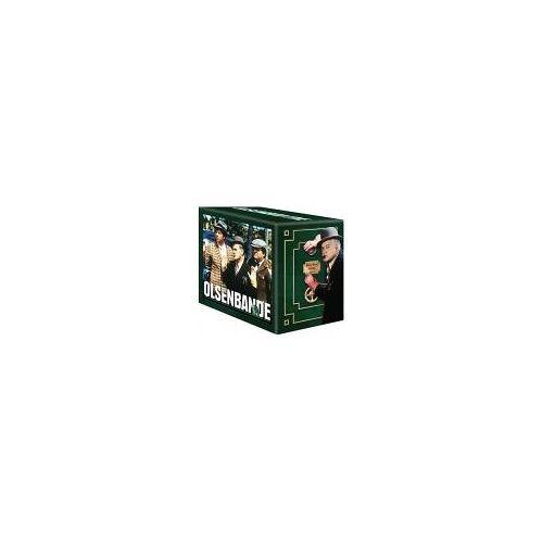 Die Olsenbande - DVD-Box (13 DVDs + 13 Olsenbande Sammelpostkarten)