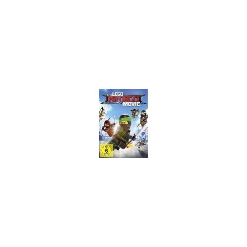 Lego The LEGO Ninjago Movie [DVD]