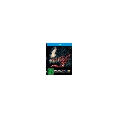 Venom (Steelbook) [Blu-ray]