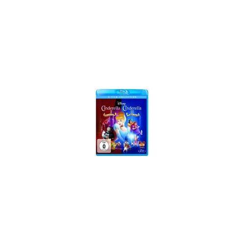 Cinderella II: Träume werden wahr / Cinderella III: Wahre Liebe siegt [Blu-ray]