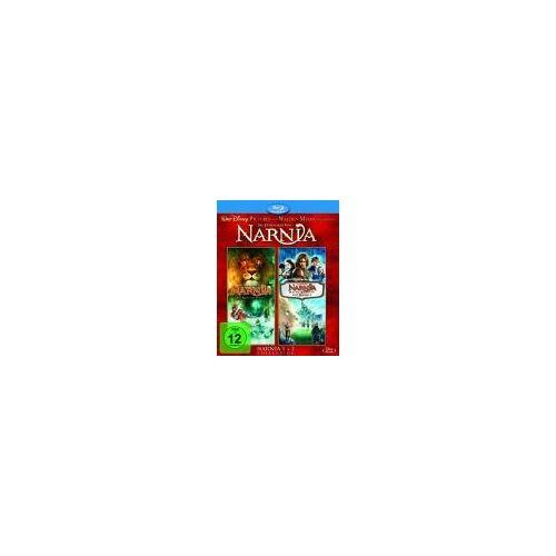 Die Chroniken von Narnia 1+2: Der König von Narnia / Prinz Kaspian von Narnia [Blu-ray]