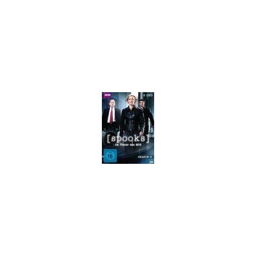 Spooks - Im Visier des MI5 - Season 8 (BBC) [3 DVDs]
