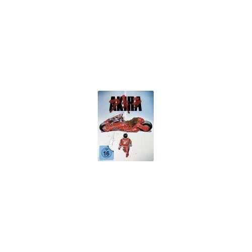 Akira (Steelbook) [Blu-ray]