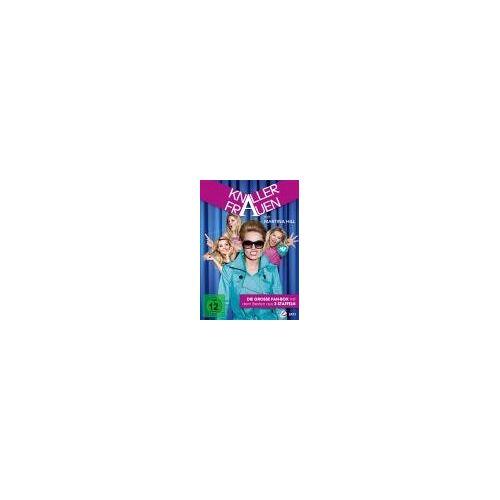 Knallerfrauen - Die große Fanbox [6 DVDs]