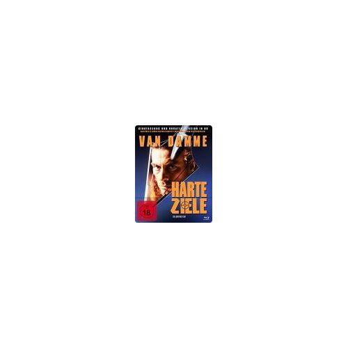 Harte Ziele - Steelbook [Blu-ray]