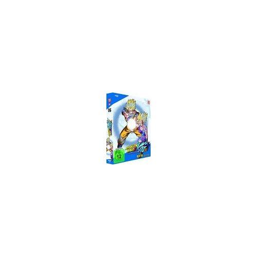 Dragonball Z Kai - Box 6 (4 Discs) [DVD]