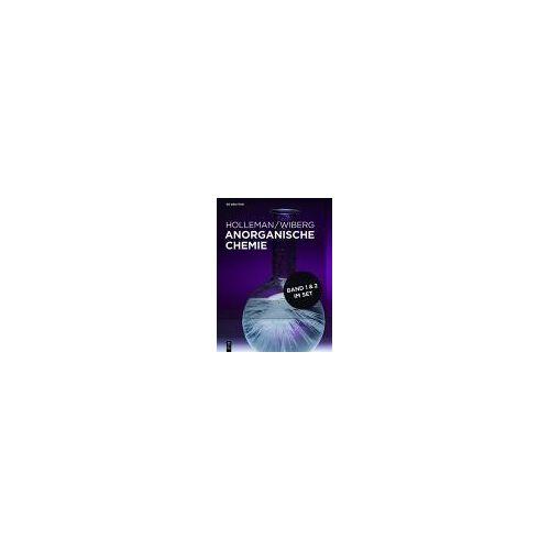 Holleman ? Wiberg Anorganische Chemie: Holleman ? Wiberg Anorganische Chemie / [Set Band 1+2]