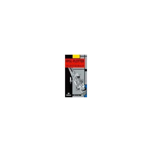 HPGL - Plotter ' Mondrian' selbstgebaut