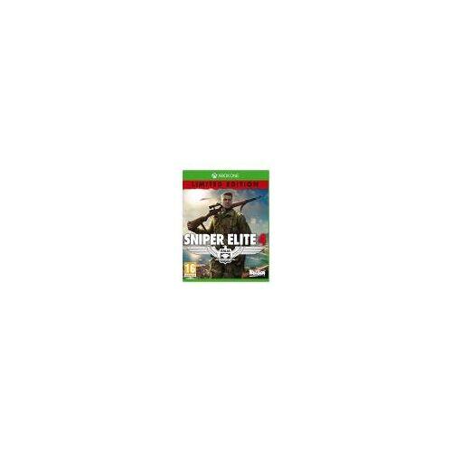 Sniper Elite 4 (PEGI) - [Xbox One]