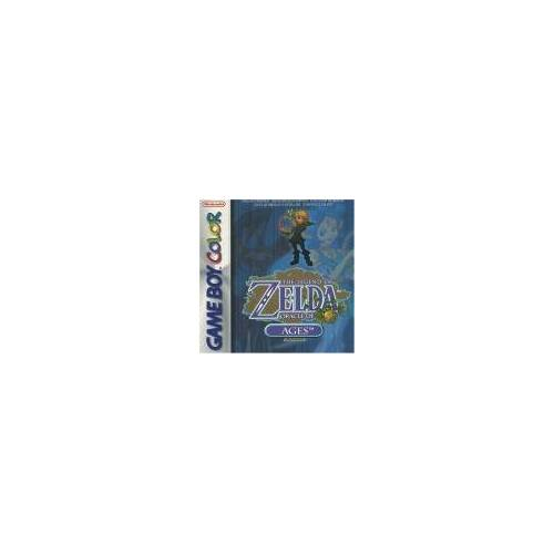 Oracle The Legend of Zelda: Oracle of Ages [Game Boy Color]