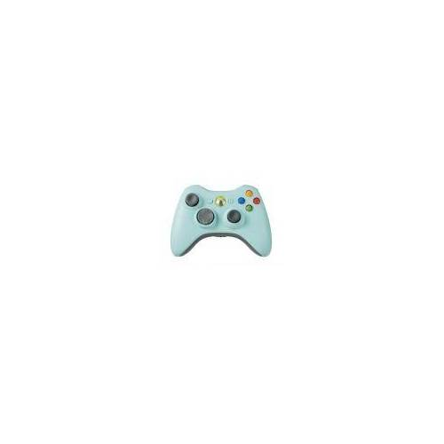 Microsoft Xbox 360 Controller Wireless hellblau