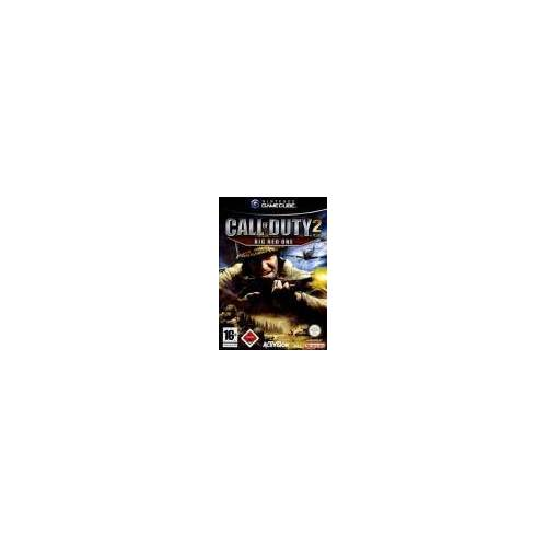 Call of Duty 2: Big Red One [GameCube]