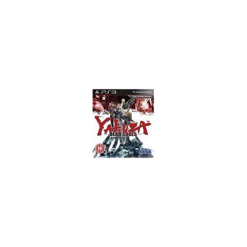Yakuza 5 Dead Souls - PEGI