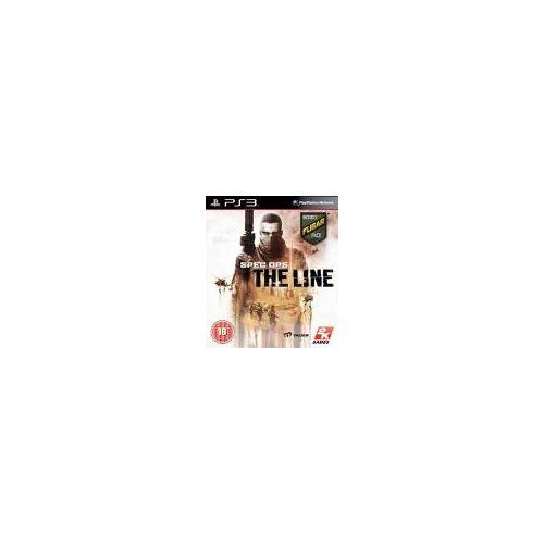Spec Ops - The Line [PEGI] (Premium FUBAR Edition)