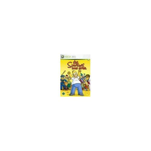 Die Simpsons - Das Spiel [Xbox 360]