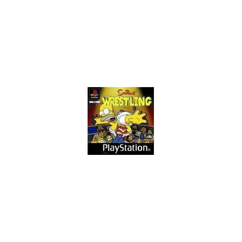 Simpsons Wrestling [PS1]